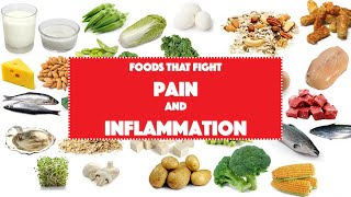 foods that fight pain and inflammation