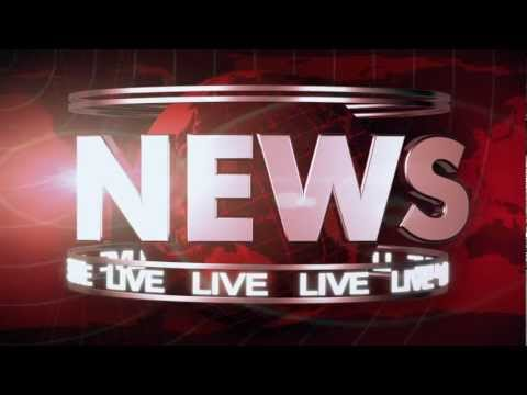Breaking News Broadcast graphics with Opening, Transition, lower ...
