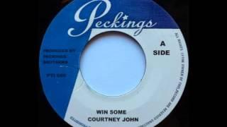 Courtney John - Win Some