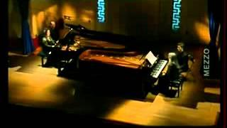 Argerich and Ebi - Milhaud - Scaramouche Suite