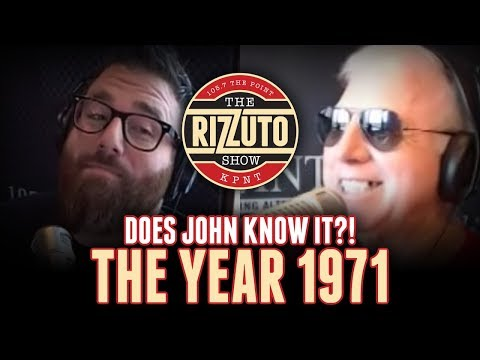 Does John Know It? 1971 Edition [Rizzuto Show]