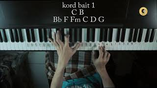 Tutorial Piano Melamarmu - Badai Romantic Project By Adi