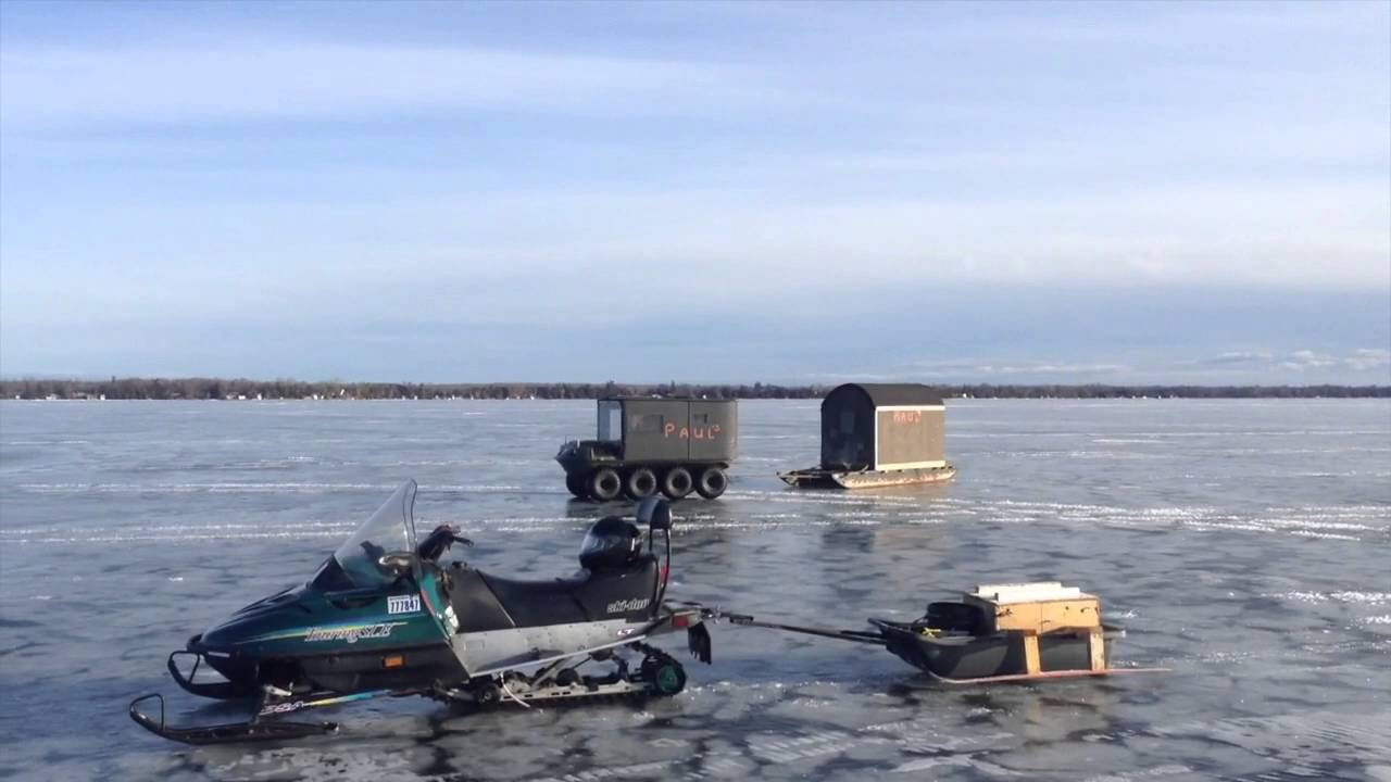 2016 ice fishing ice report feb21 lake simcoe port bolster for Lake simcoe fishing report