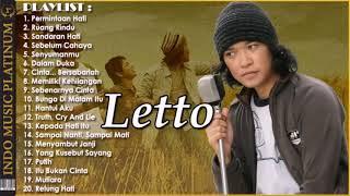 20 lagu Letto terpopuler sepanjang masa.