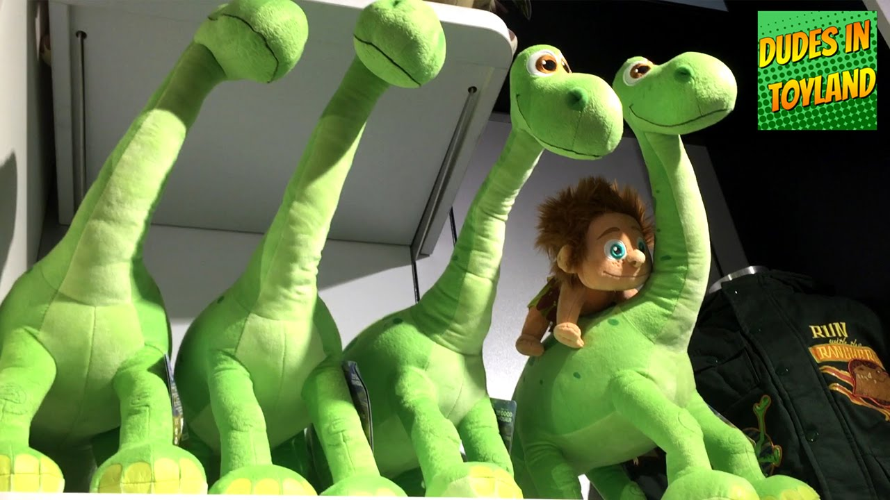 The Good Dinosaur Toys And Merchandise At Disney Store