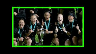 Breaking News | New Zealand women's rugby team awarded professional contracts