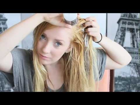How to permanently straighten hair at home for up to 3 months by how to permanently straighten hair at home for up to 3 months by hair nation solutioingenieria Images
