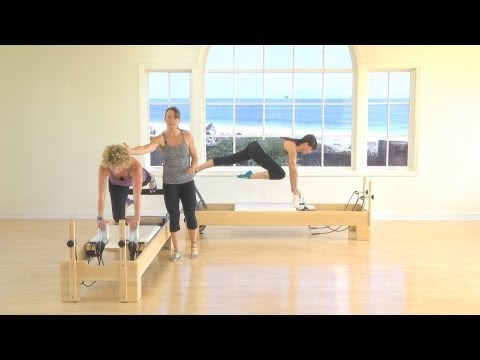 Total Body Pilates Reformer Workout with Portia Page