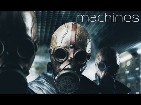 All Good Things - Machines (Pre-release 8th October)