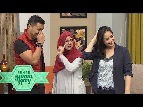 Wah Ternyata Gigi Dulu Ngefans Sama Anjasmara  - Rumah Mama Amy (12/10)