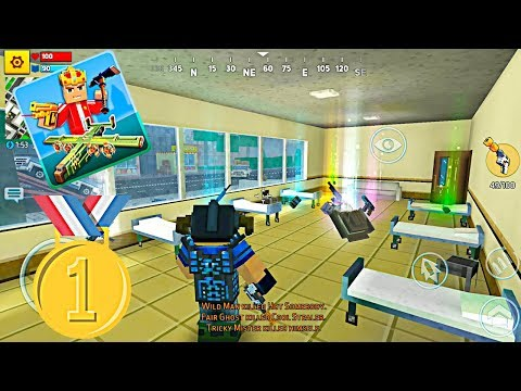 Block City Wars - New Mode Battle Royale (Part 1)