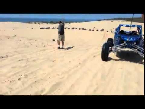Watch Dune Buggy Launches Like A Boss Video  Break