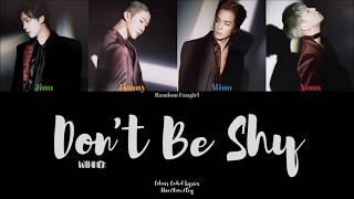 WINNER (위너) - Don't Be Shy (끄덕끄덕) [Colour Coded Lyrics Han/R…
