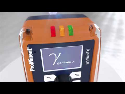 Trailer: The new Metering Pump gamma/ X! Die neue Dosierpumpe gamma/ X!