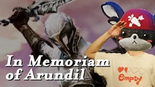 Vlog 090316 - Archeage Memoriam for Arundil [Kyrios/Kraken]