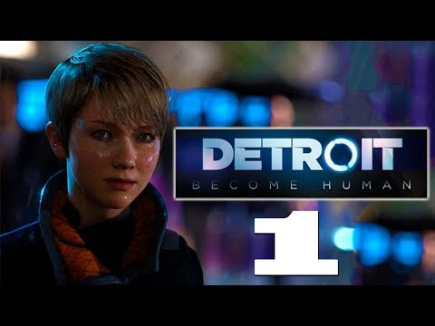 DAVID EL MAGO - Detroit: Become Human - EP 1