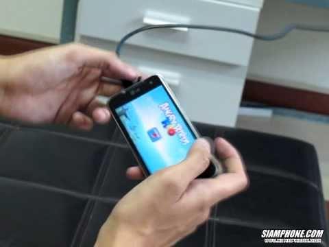 LG Optimus 2x Overall [1/4]