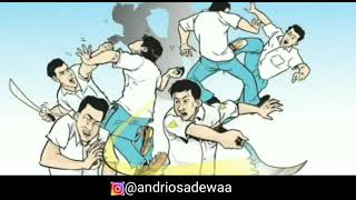 Download lagu  status wa tawuran MP3