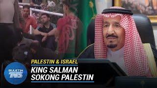 #FREEPALESTINE | Arab Saudi Kutuk Tindakan Zionis