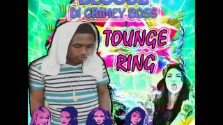 Bloodz Di Grimey Boss -Tounge Ring -  June 2015  - Trophy Gal Riddim