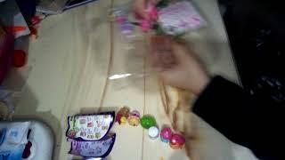 Розпакування 12 маленьких фігурок шопкинц  (4)