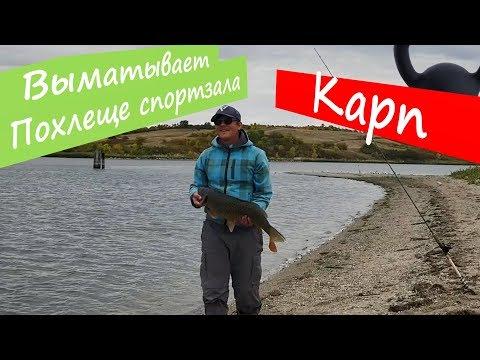 Сентябрський карп на донку. День 2 - штиль и поиски рыбы.