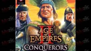 Age of Empires 2: The Conquerors OST