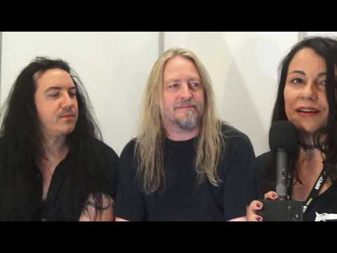 SANCTUARY Interview * Hosted by #LucySD #MetalistheLaw + Filmed by Jan Vervaeke + MetaltoInfinity