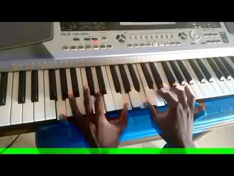 Ghana piano worship intro
