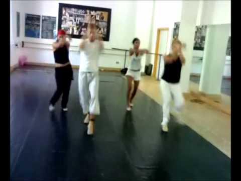 Spanish Harlem Dance Company- Farruca.wmv