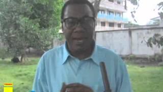 RX MUYOMBE GAUCHE SUR LA MORT DE PAPA WEMBA