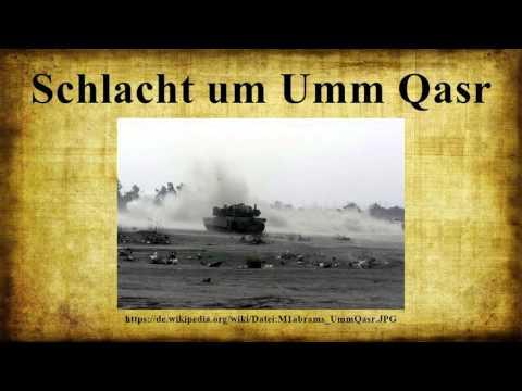 Schlacht um Umm Qasr
