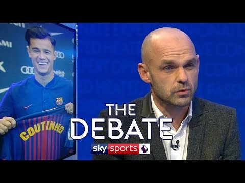 How should Liverpool spend the £146m from Coutinho? | Danny Murphy & Henry Winter | The Debate