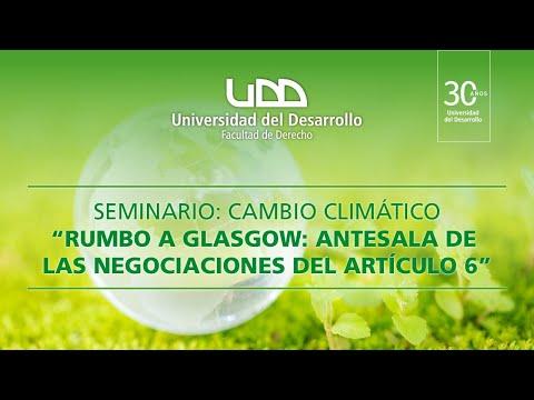 Seminario de Cambio Climático: