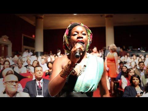 UN Women Celebrates Beijing+20 Campaign Launch at New York's Apollo Theater