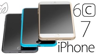 iPhone 7 ?SIN HEADPHONES! iPhone 6c es REAL, Specs, Precio y Fecha
