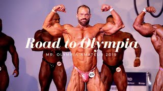 ROAD TO OLYMPIA 2019 - NO BRAIN NO GAIN