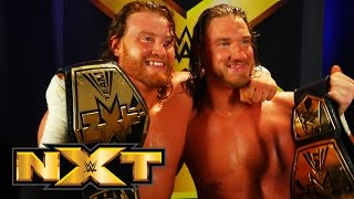 Blake and Murphy Take the Championship - WWE NXT, January 28, 2015