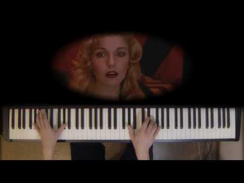 Angelo Badalamenti - The Voice Of Love | Twin Peaks: Fire Walk with Me (piano tutorial)