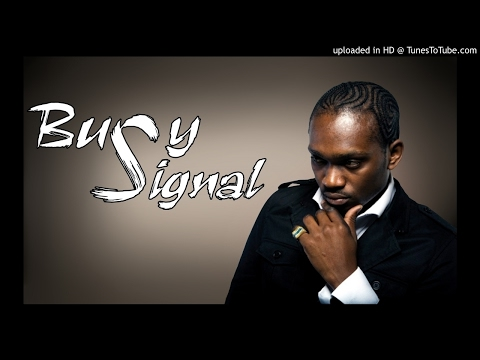 Busy Signal -  [ Brighter Day Must Come ] - February 2017