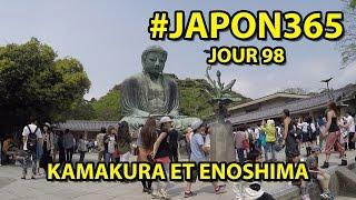 Kamakura et Enoshima (vlog Japon #98)