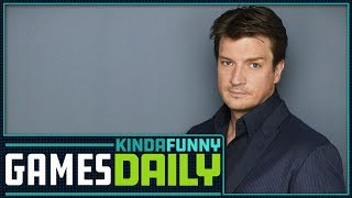Uncharted: WTF Is Nathan Fillion Up To? - Kinda Funny Games Daily 07.12.18