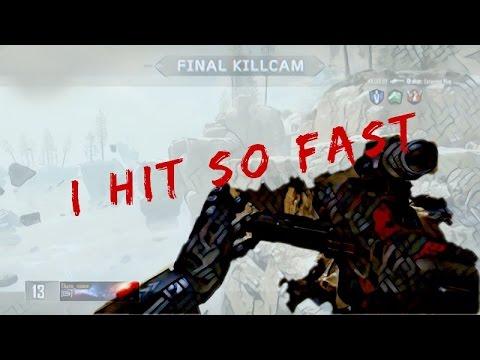 I HIT SO FAST?!! (Trickshot face off peep description)