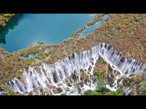Live: Natural beauty – China's widest waterfall – Ep. 2