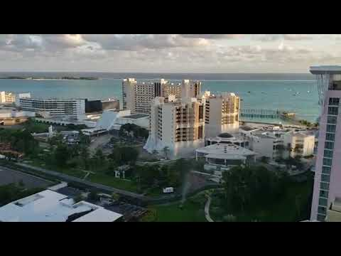 Crystal Palace demolition / Nassau Bahamas