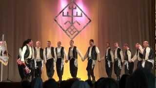 Festivāla BALTIKA 2012 ārvalstu grupu koncerts Madonas kultūras namā - 00028.MTS