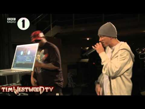 Eminem - Microphone (Tim Westwood Freestyle) [HD]