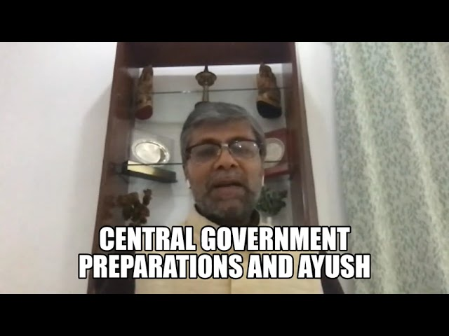 Call for Research & AYUSH Doctors Rajesh Kotecha ji on Prevention on 11 04 2020