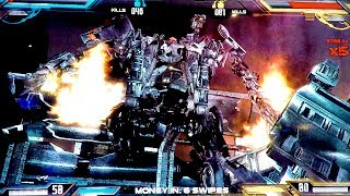 Terminator Salvation 2 Player Arcade Video Completed Game Full Playthrough & All Boss Fights
