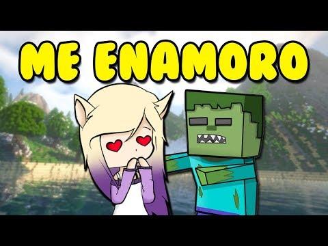 ME ENAMORO DE UN ZOMBIE | Minecraft Roleplay